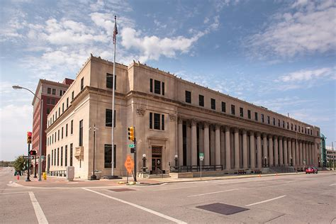 United States Post Office And Courthouse (tulsa, Oklahoma