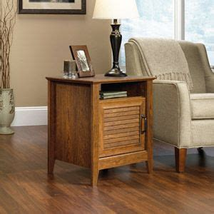 Walmart Sauder Sofa Table by Sauder End Table Milled Cherry House Stuff