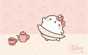 molang on Pinterest Kawaii, Bunnies and Blog Wallpaper
