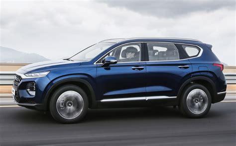 New Hyundai Santa Fe 2020 by 2020 Hyundai Santa Fe Se 2 4 Release Date Price Specs