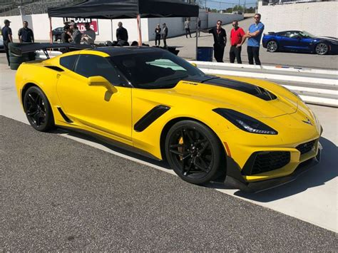 why the new 120k zr1 sports car is a changer for corvette abc news