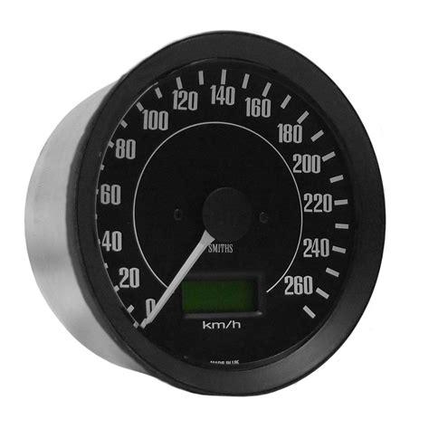 smiths classic speedometer km h 100mm diameter from merlin