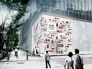 Stacked Modules  Flagship Store In Tokyo