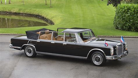 Of Course This Mercedes 600 Pullman Carried A