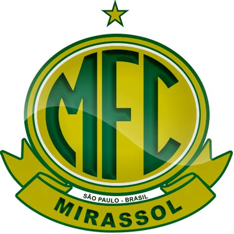 ESCUDOS DO MUNDO INTEIRO: NOVO ESCUDO DO MIRASSOL FC (SP)