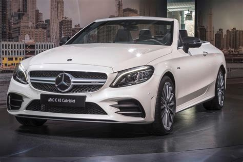 😍in this video, we will be. 2021 Mercedes-AMG C43 Convertible Exterior Photos | CarBuzz