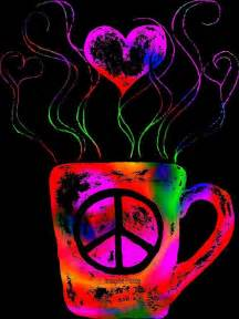 Love and Peace Sign Art