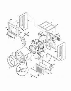 Crosley Laundry Center Parts