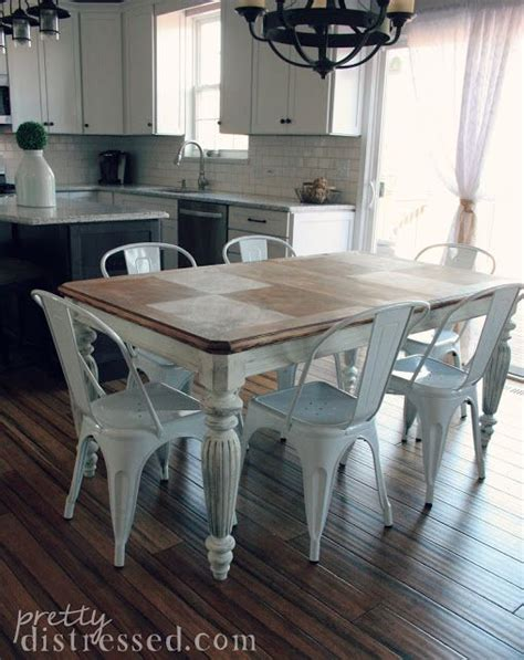 making   farmhouse table table top decor