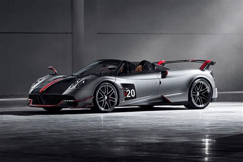 Pagani Huayra BC Roadster revealed - pictures | Evo