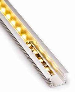 Led Strip Profil : deep flush mount aluminum profile housing for led strip lights klus pds4 k series led ~ Buech-reservation.com Haus und Dekorationen