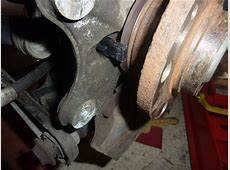 How to fit a new rear abs sensor?? Page 3 Peugeot Forums