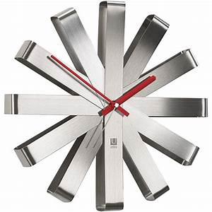 Wanduhr Edelstahl Design : 30cm design wanduhr edelstahl wand uhr baduhr k chenuhr bahnhofsuhr metall ebay ~ Sanjose-hotels-ca.com Haus und Dekorationen