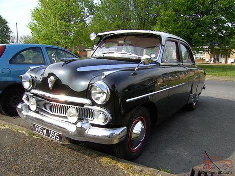 vauxhall velox 1956 vauxhall velox e series