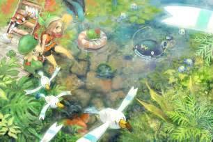 Pokemon Wallpaper Scenery Best Wallpaper Download