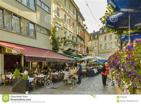 Shopping Center Baden Baden by Baden Baden Historic Center Germany Editorial Photography