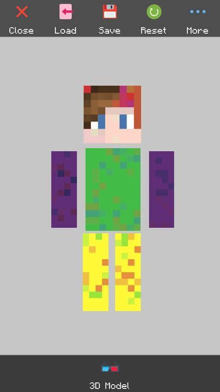 custom skin editor lite  minecraft  android apk
