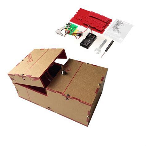 desk toys for geeks useless box diy kit useless machine birthday gift toy geek