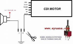 Membuat Kunci Rahasia Motor