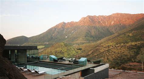 hotel del valle spa  estudio larrain san felipe chile
