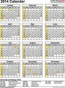 9 ms excel calendar template 2014 exceltemplates for Ms excel calendar template 2014