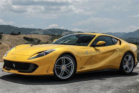 Ce 2020 ferrari 812 superfast vous a été adjugé pour la somme de usd (plus les frais applicables). Ferrari 812 Superfast sold out