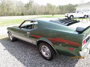 1973 Ford Mustang Mach I Fastback 2