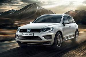 Ww Touareg : top spec vw touareg r line plus revealed auto express ~ Gottalentnigeria.com Avis de Voitures