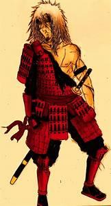 Tanim in samurai armor by masterdude3000 on DeviantArt