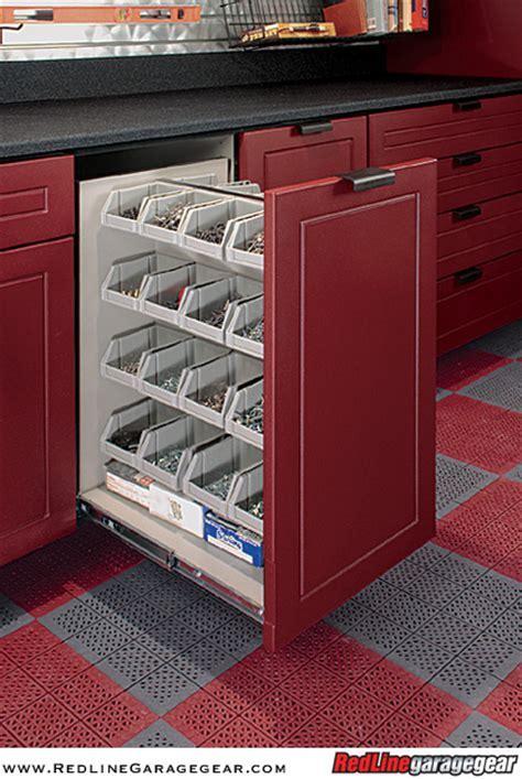 RedLine Garage Gear Cabinets: Your Exclusive Harrisburg