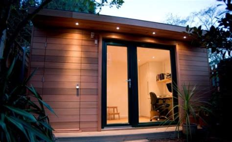 shed office designs the best prefabricated outdoor home offices designs