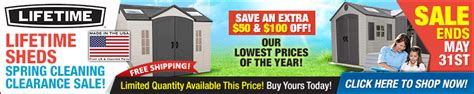 special clearance sales dirt cheap storage sheds sales discount items
