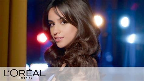 Oreal Paris Elvive Comeback Camila Cabello Commercial
