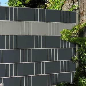 Sichtschutz Für Metallzaun : sichtschutz im doppelstabzaun einflechten anthrazit dunkelgrau ~ Sanjose-hotels-ca.com Haus und Dekorationen