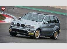 BMW's First Attempt at Creating a X5M the X5 Le Mans