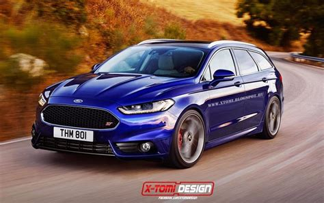 2017 Ford Mondeo St Line