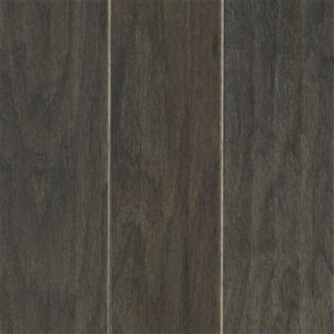 Houston, Hickory Charcoal Hardwood Flooring   Mohawk Flooring