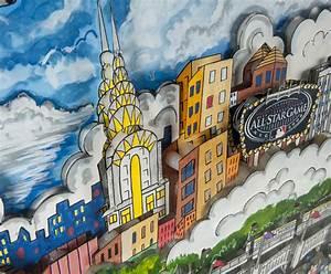Yankee Stadium Wall Mural. Old Yankee Stadium Historic ...