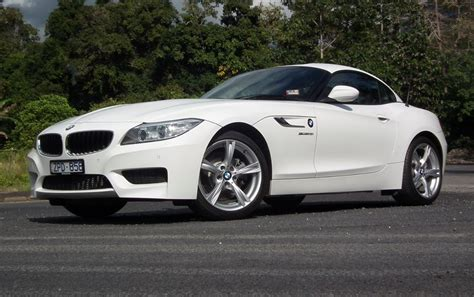 2017 Bmw Z4 Roadster Sports Car Is More Toyota Then Bmw