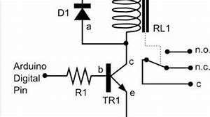 Connecting A Relay To Arduino