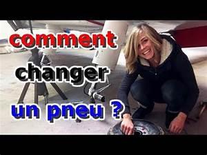Changer Un Seul Pneu : comment changer un pneu tuto youtube ~ Gottalentnigeria.com Avis de Voitures