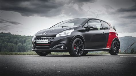 Peugeot Sport by Newmotoring The Peugeot 208 Gti By Peugeot Sport Has A