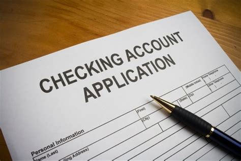 How to Open a Legit Checking Account with Bad Credit ...