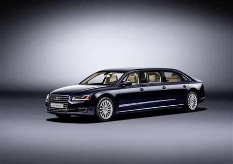 Audi A8 L Extended La Nouvelle Limousine Aux Anneaux