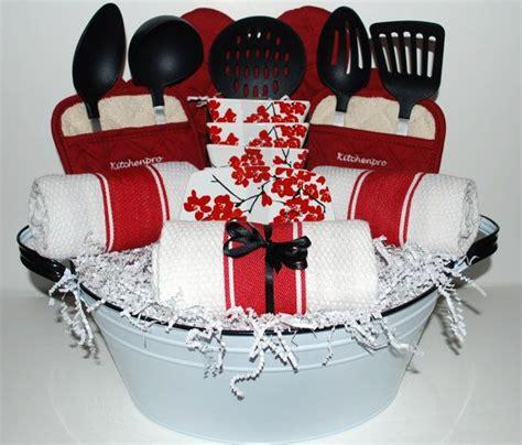 kitchen basket ideas kitchen essentials gift basket idea perfect housewarming or bridal shower gift diy gift