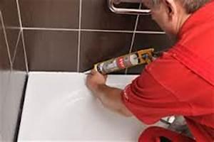 Etancheite Bac A Douche : installer un receveur de douche poser ~ Premium-room.com Idées de Décoration