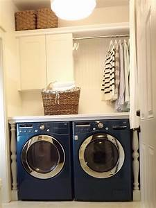Smart, Small, Laundry, Room, Ideas, To, Use, Every, Inch, Of, Your, Space