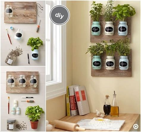 Creative Kitchen Storage Ideas - 10 cool and creative diy projects for your kitchen