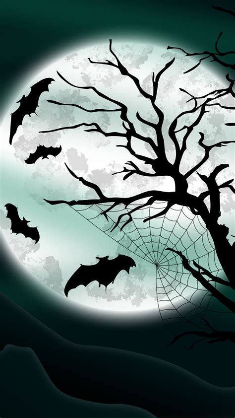 halloween wallpapers iphone  android fondos de pantalla