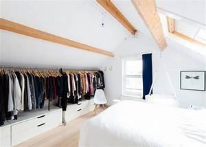 deco chambre 17 chambres parentales avec dressing les With chambre avec dressing ouvert